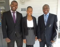 Silver Namunane,  Chisomo Chakachadza, and Mphatso Banda